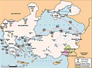 Fatih Sultan Mehmed Dönemi Fetihler