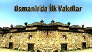 Osmanlı Devletinde Vakıflar