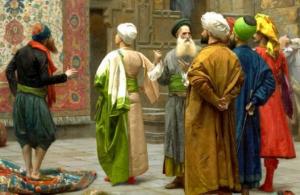 Osmanlı Devletinde Mültezimler