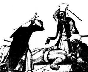 Tanzimat'tan önce cezalandırmaya bir örnek: Falaka