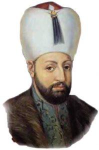 Sultan I. Ahmet, temsilî resim