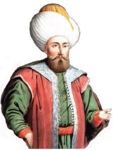 Sultan I. Murat, temsilî resim