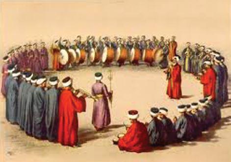 Osmanlı Mehter Takımı