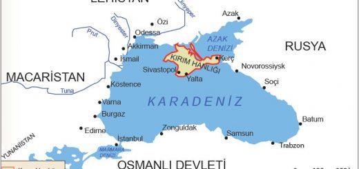 XVIII. yüzyılda Karadeniz