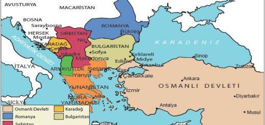 I. Balkan Savaşı (1912)