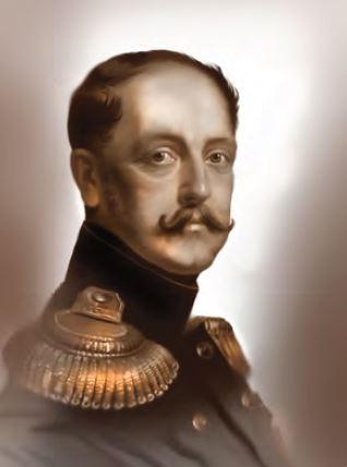 Çar I. Nikola (temsilî)