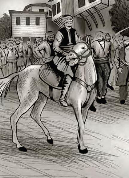 Celali İsyanları (temsilî)