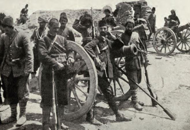 Ermeni isyanlarından 1915 Van İsyanı