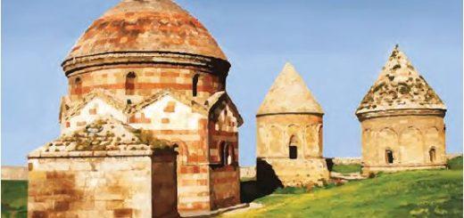 Saltuklular Dönemi'nden kalan Üç Kümbetler (Erzurum)