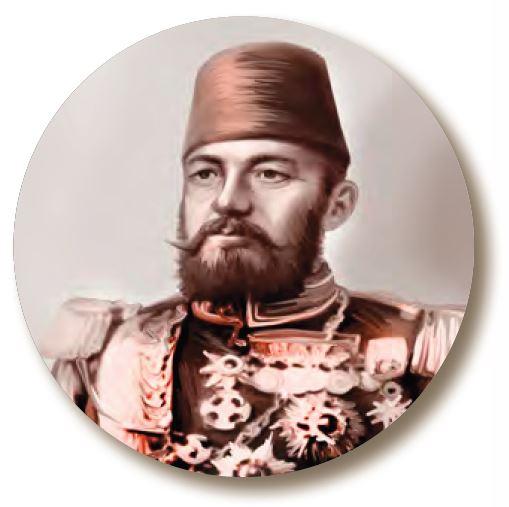 Fuat Paşa (temsilî)