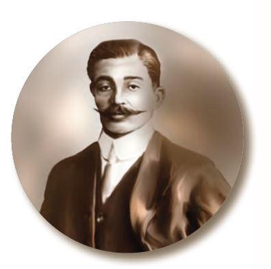 Hasan Fehmi Bey (temsilî)