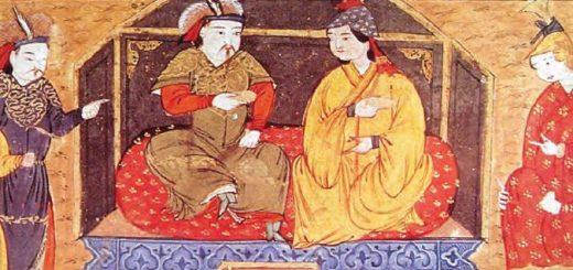Hülâgû Han (Minyatür)