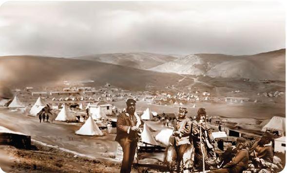 Kırım Savaşı (1853-1856) (temsilî)