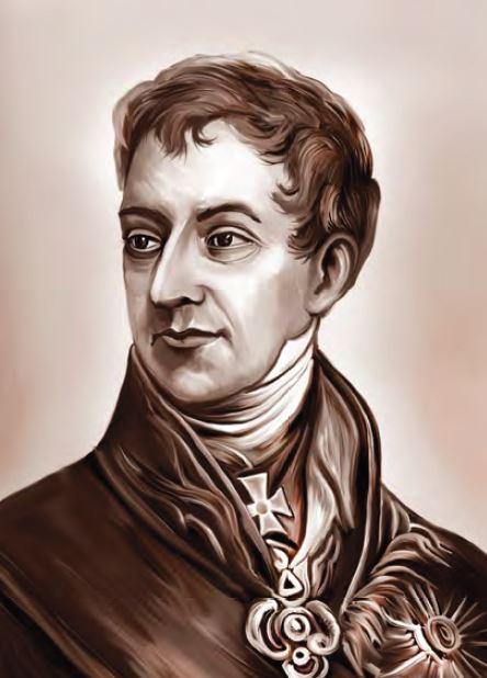 Klemens Von Metternich (temsilî)