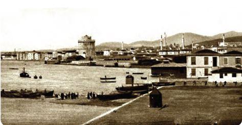XIX. yüzyılın ikinci yarısında Selanik