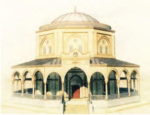 Süleyman Şah Türbesi (Temsilî)