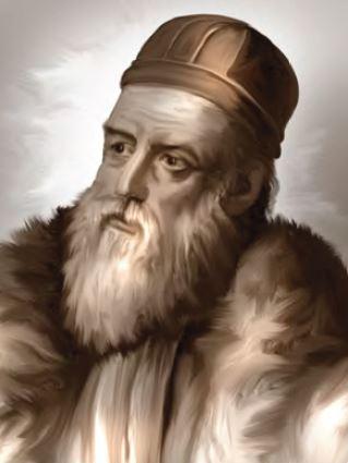 Tepedelenli Ali Paşa (temsilî)