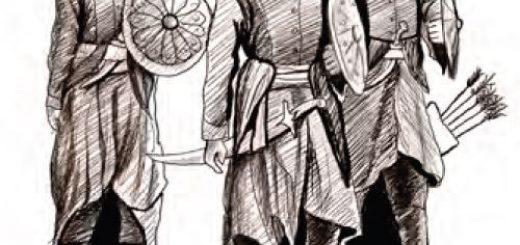 Yeniçeri askerleri (temsilî)
