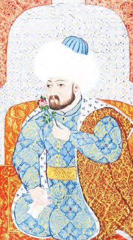 Fatih Sultan Mehmet (Minyatür)