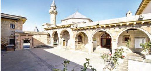 Hacı Bektaş-ı Veli Dergâhı (Nevşehir)