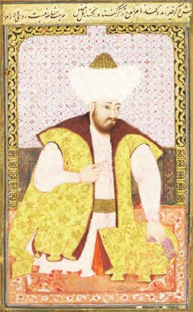 II. Murad (Minyatür)