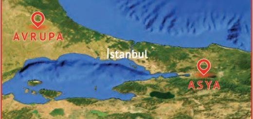 İstanbul Uydu Fotoğrafı