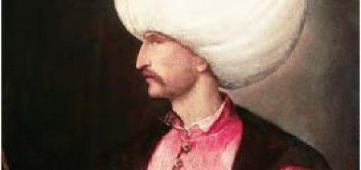Kanuni Sultan Süleyman (Temsilî)