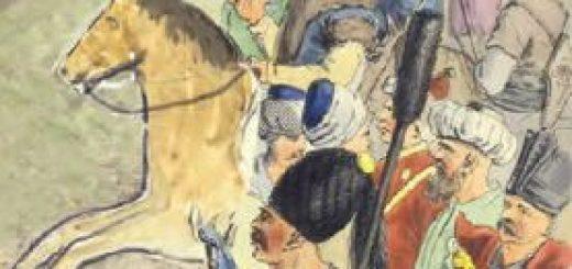 Kapıkulu ordusu (Temsilî)