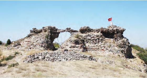 Karacahisar Kalesi (Eskişehir)
