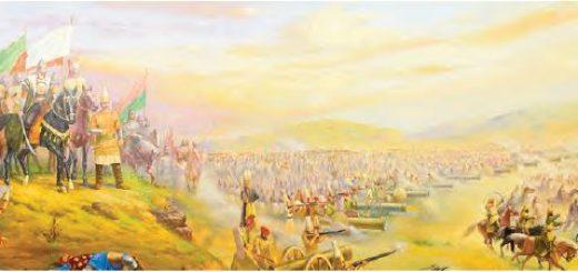 Mohaç Savaşı (Temsilî)