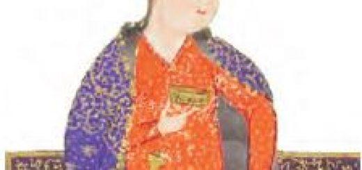 Safevi Hükümdarı Tahmasb (Minyatür)