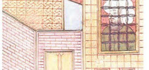 Şeyh Bedreddin'in yakalanarak tutsak edilmesi (Minyatür)