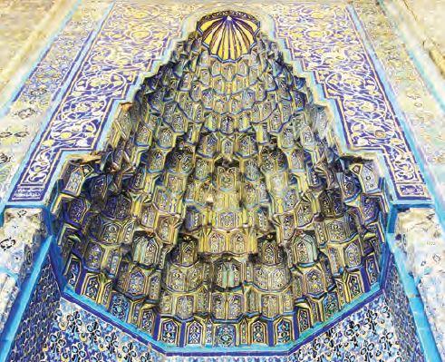 Yeşil Cami Mihrabı (İznik)