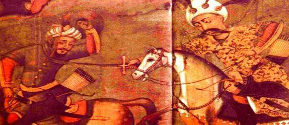 Çaldıran Muharebesi (Temsilî)