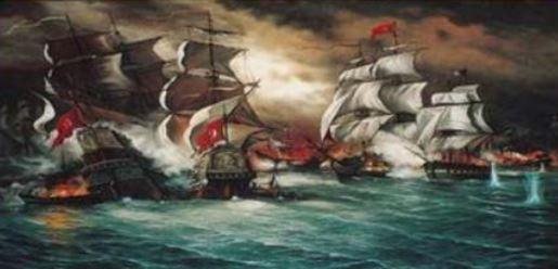 Hint Deniz Seferleri (Temsilî)