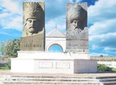 Kanuni Sultan Süleyman'ın Zigetvar'daki Anıtı