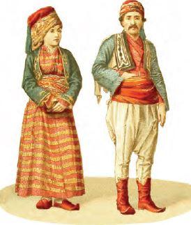 Müslüman Türkler (Temsîli)
