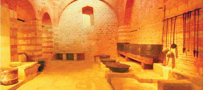 Osmanlı Dönemi saray mutfağı (Topkapı Sarayı)