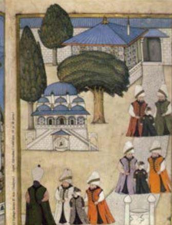 Osmanlı'da Enderun (Temsilî)