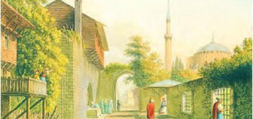 Mahalle yaşantısı (Temsilî)