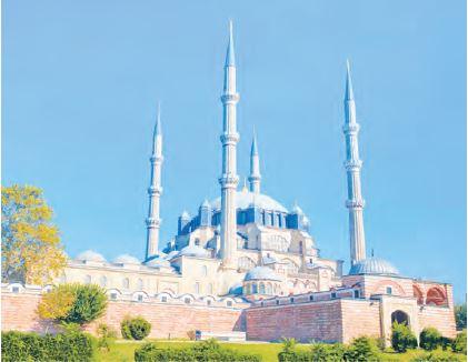 Selimiye Camii ve Külliyesi (Edirne)