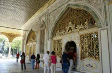 Kubbealtı Topkapı Sarayı