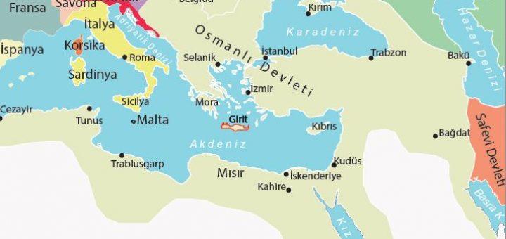 XVII. yüzyılda Osmanlı Devleti ve Venedik