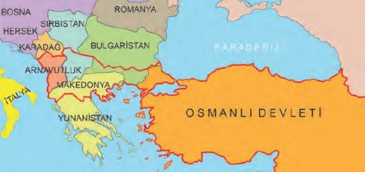 XX. yüzyılda Balkan Savaşları öncesi Osmanlı Devleti