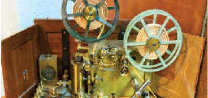 Elektrikli Telgraf