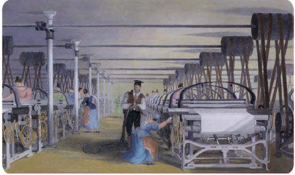 Endüstri Çağı (temsilî)