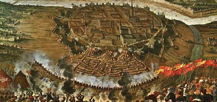 II. Viyana Kuşatması (temsilî)