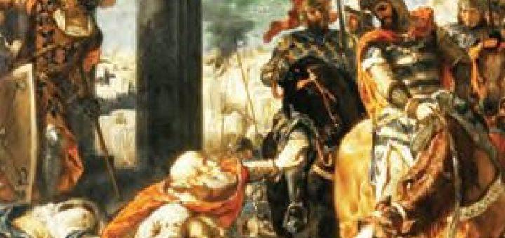 İstanbul'da Latin İmparatorluğu (Temsilî)