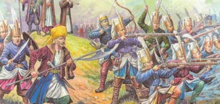 Osmanlı Devletinde İsyanlar