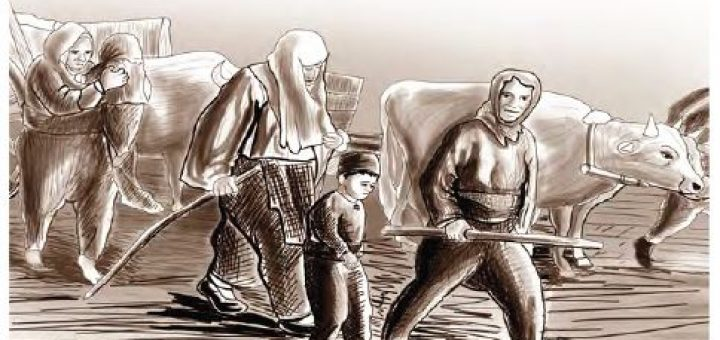 XIX. yüzyılda Avrupa'dan Anadolu'ya göçler